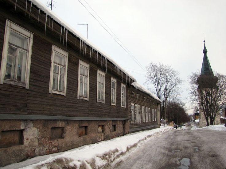 Выборг. Часть 3: Старый город: varandej