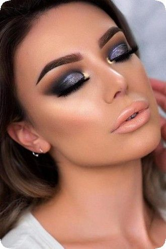 20 latest and easy smokey eye makeup 2019 ideas  page 20