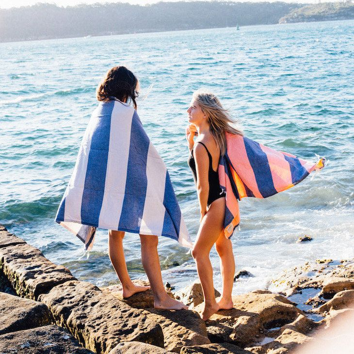 Looking for the perfect wedding gift this summer? We've got you covered with our range of unisex Adventure Travel Towels for the adventurous couple.