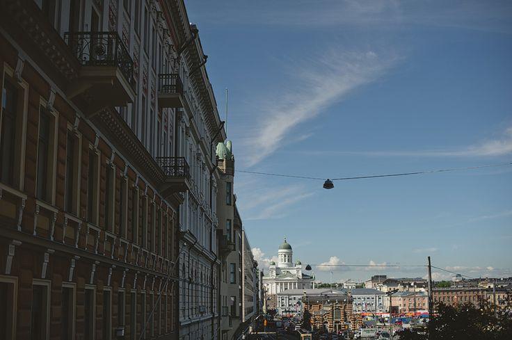 Destination wedding photographer Helsinki Finland