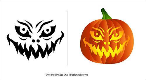 25+ best ideas about Pumpkin carvings on Pinterest ...