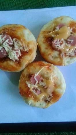 Mini pizza teflon