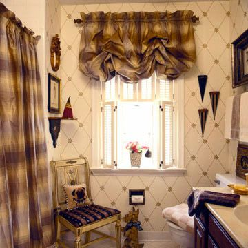 Awesome Websites Bathroom Window Treatment Ideas