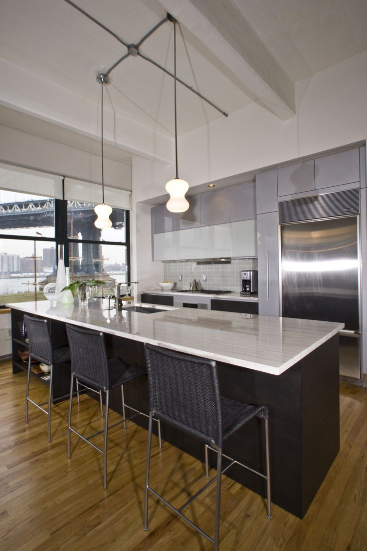 17 best images about contemporary kitchen cabinets on for Kitchen cabinets nyc