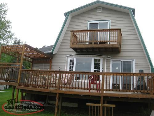 PRICED REDUCED! Beautiful cabin on Island Pond, Spread Eagle