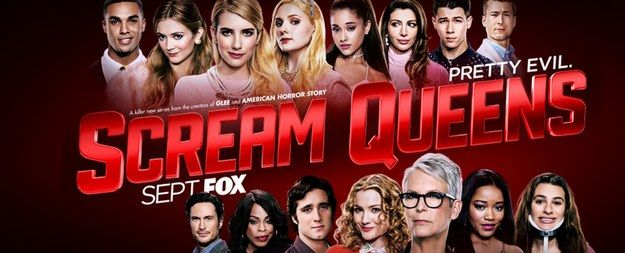 "I got ""Scream Queens""! Which Ryan Murphy Show Are You?"
