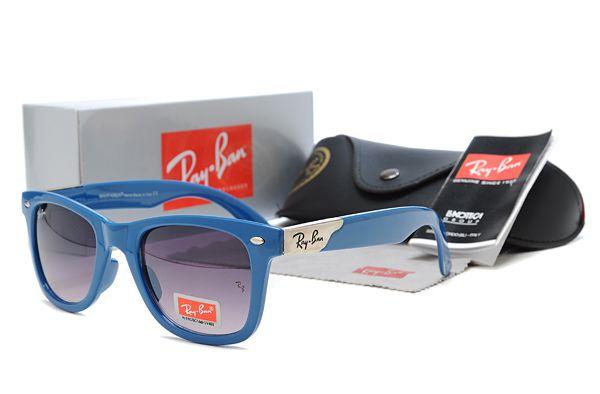 cda123458e234 ray ban wayfarer black with golden logo sunglasses