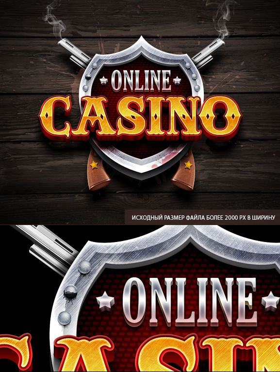 online casino by Artem Samosiuk, via Behance