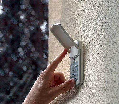 12 Best Garage Door Keypad And How To Install Keypad For