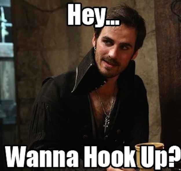 """The question that only has one acceptable answer.   24 Jokes Only """"Once Upon A Time"""" Fans Will Understand"""