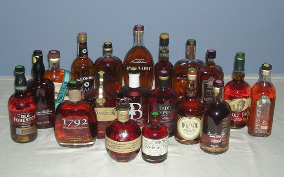 Fifty Best Bourbons