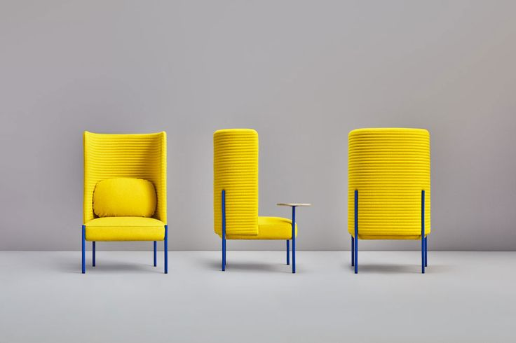 ARA Designed by Perez Ochando for Missana. Ara is more than an armchair, it's a multifunctional space that allows everyone who tries it out to discover an innovative product in its shape and a