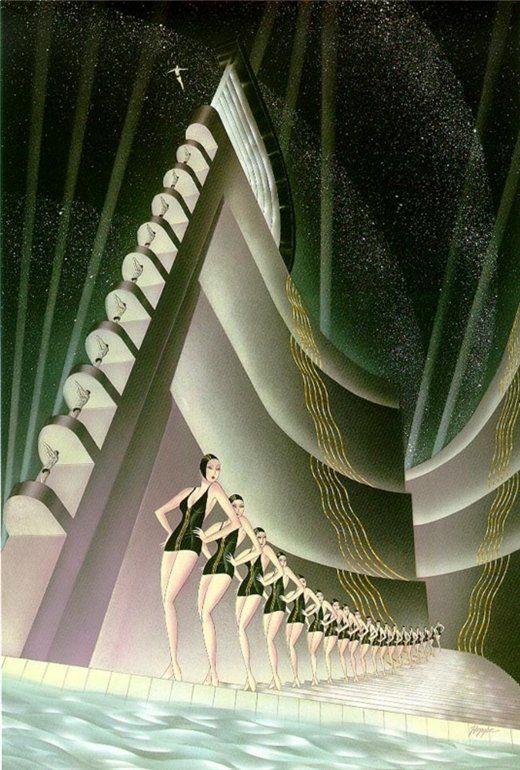571 best images about flappers deco on pinterest sheet for Revue art et decoration