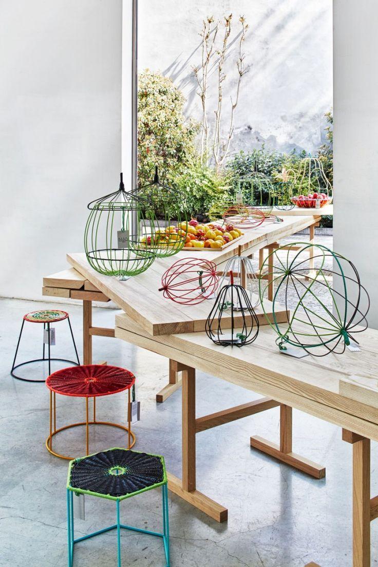 Milan Design Week - Marni Mercado de Paloquemao - Inspired by the eclectic markets of Bogotá, Colombia
