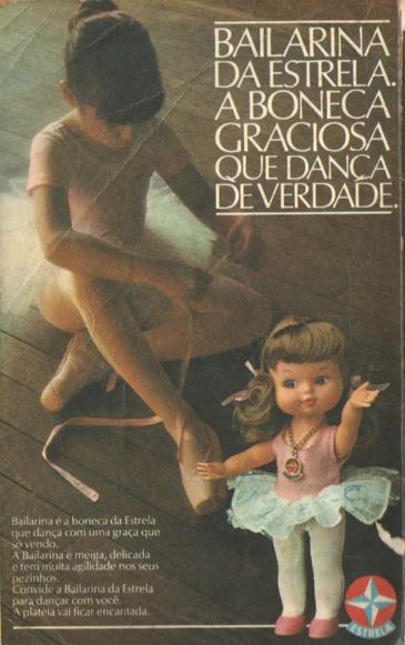 Boneca Bailarina Estrela (1979)