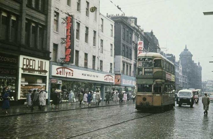 Argyle Street, Glasgow.