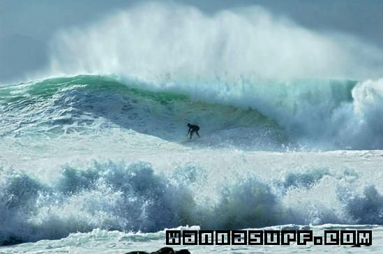Buffels Bay - Surfing in Cape Town, South Africa - WannaSurf, surf ...