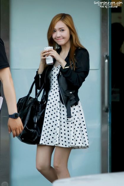 Appreciation Jessica Jung 39 S Airport Fashion Celebrity