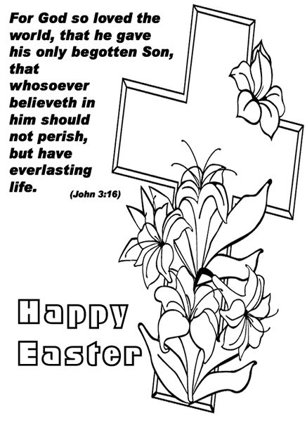 25 Religious Easter Coloring Pages Jesus is, Coloring