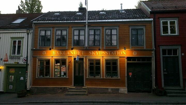 Baklandet Skydsstation. www.visittrondheim.no