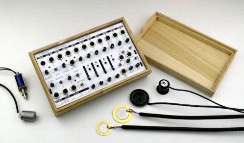 Koma Elektronik's Field Kit is a musique concrète starter set