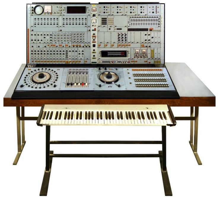 In 1970s a modular system ASYZ (Czech: Analyzátor a syntezátor zvuku, English: Analyzer and Synthesizer of sound) was built in the Department of sound engiengineering of Moovie studios Barrandov, which was being developed from the end of 1960s. The instrument was extended for several years with additional modules, the final version was marked as ASYZ 2. #synth