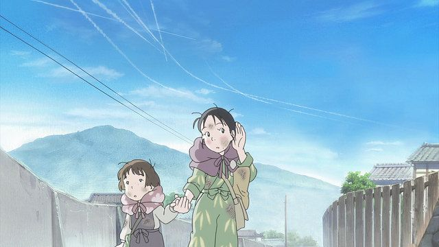 Kono Sekai No Katasumi Ni In This Corner Of The World A Review And Full Recommendation Anime Movies Animation Film Anime