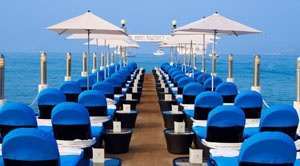 Hotel Martinez - Cannes hotel reservation - La Croisette
