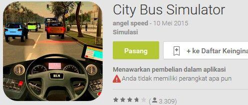 Udenh.com | Download City Bus Simulator APK Android – Hallo sobat, kali ini Udenh.com akan berbagi kepada anda semua artikel tentang APK Android terbaru, seperti yang kita ketahui bahwa APK Android sangatlah berguna bagi ponsel kesayangan anda, selain dapat menikmati APK android juga dapat membantu anda dalam melakukan hal sesuatu. Nah, game ini berbasis genre Simulator Game