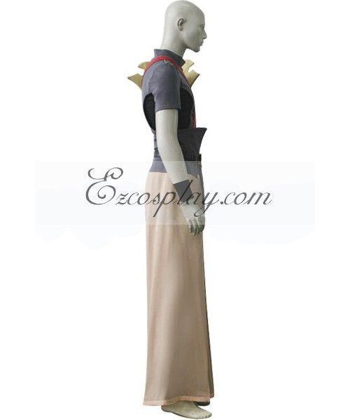Kingdom Hearts Birth By Sleep Terra Cosplay Costume Birth Hearts