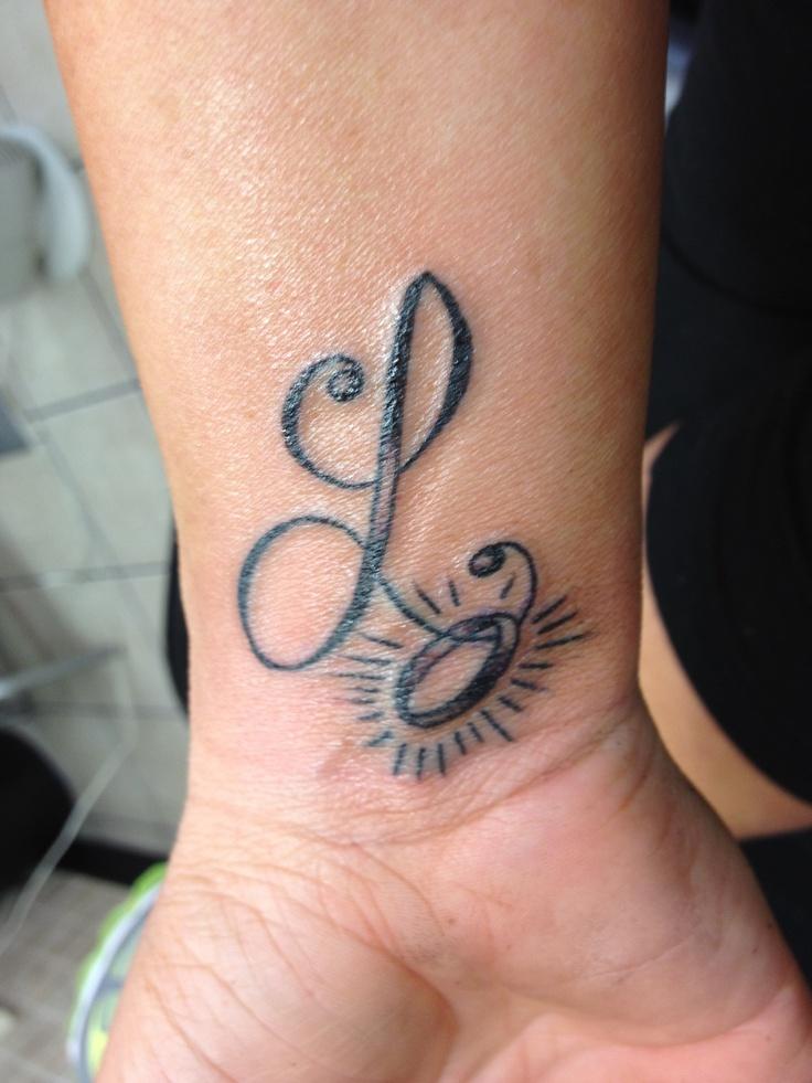 L tattoo   Tattoos   Pinterest   Tattoos and body art, L ...
