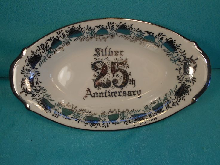 Unique 25th Wedding Anniversary Gifts: 25+ Unique Silver Anniversary Gifts Ideas On Pinterest