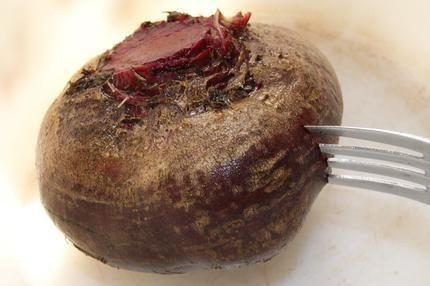 Recette de Cuisson des betteraves rouge (dont une façon très rapide)