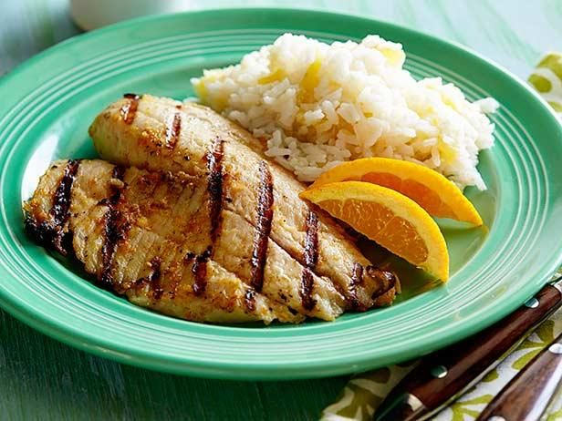 51 best easy white fish recipes images on pinterest cooking grilled tilapia with mango rice forumfinder Image collections
