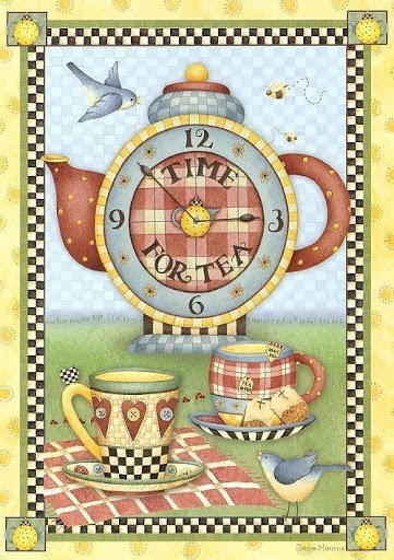 Time for Tea-Debbie Mumm