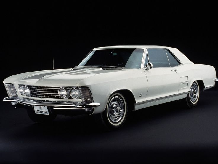 It may not be the best-looking, the coolest, or the most extreme, but as a cohesive, graceful design, the 1963 Buick Riviera is the best America has ever done.