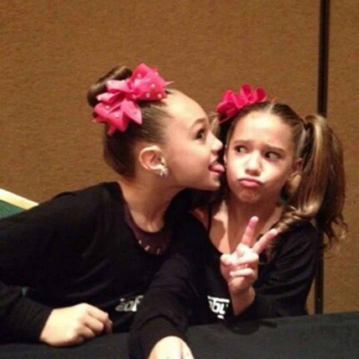 Dance Moms Maddie and Mackenzie Ziegler | Ziegler sisters ...