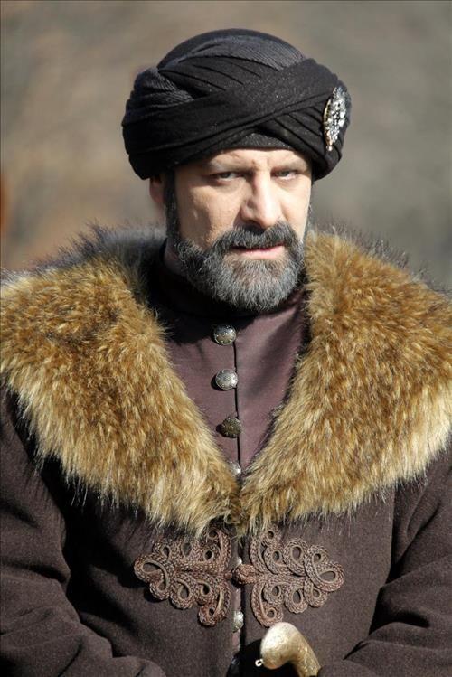 Rüstem Paşa (Ozan Güven) - Muhteşem Yüzyıl 120. Bölüm Fotoğrafları