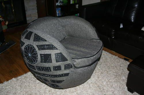 Death Star chair