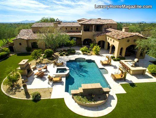 Wow Love This Backyard In Scottsdale Az View More At Phoenix Arizona