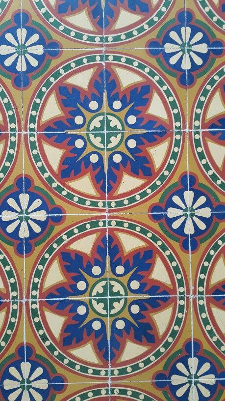 Tiles Santa Marta-Colombia