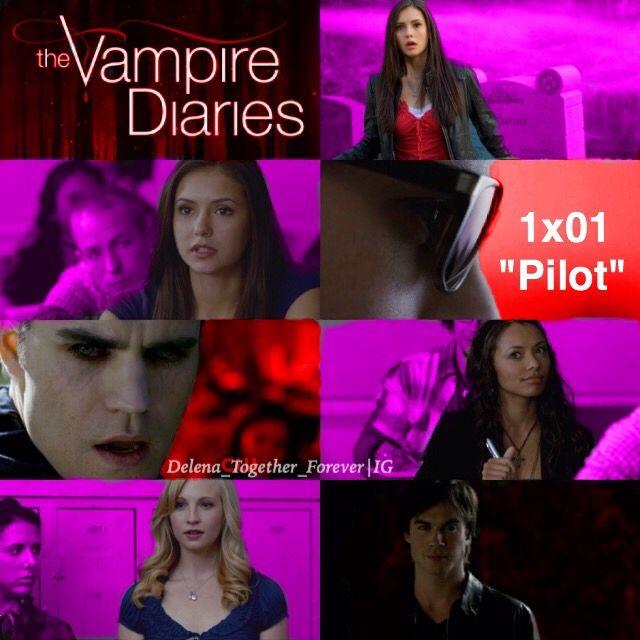 The Vampire Diaries 1x01 Pilot