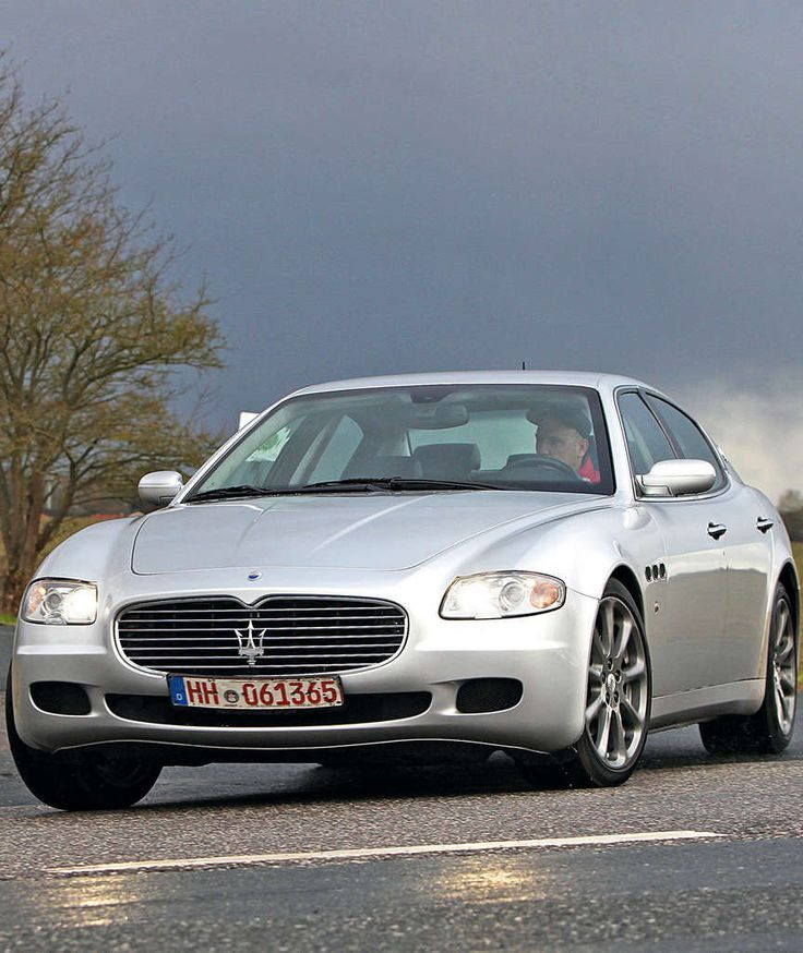 GUTE GEBRAUCHTE GIBT'S INZWISCHEN SCHON FÜR 18 000 EURO Maserati zum Golf-Preis! Worauf muss ich achten, wenn ich mir den Traum vom Quattroporte erfülle?