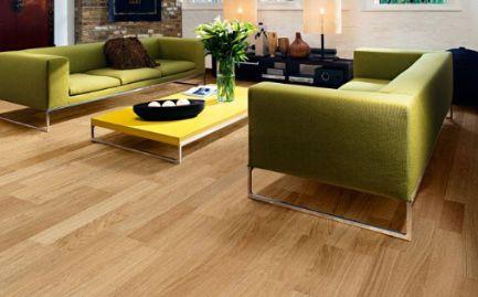 Flooring kährs oak breeze