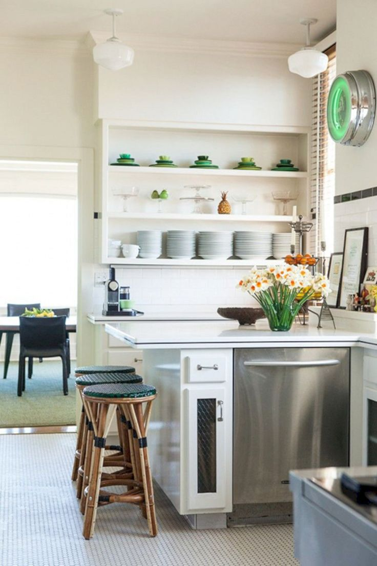 epic 25  amazing kitchen shelves ideas for properly kitchen design https   freshouz the 25  best kitchen cabinets 50s style ideas on pinterest   50s      rh   pinterest ie