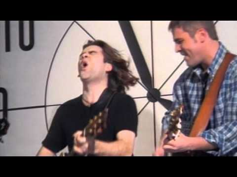 One of my favourite fiddle parts ever, and a great tune to boot.  Great Big Sea - When I'm Up (Video)
