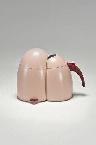 Philips HD 2004 Drip Coffee Maker (Prototype) by Alessandro Mendini for Philips with Alessi