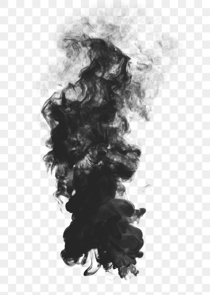 Black Smoke Effect Design Element Free Image By Rawpixel Com Tong Smoke Vector Black Smoke Smoke Cloud
