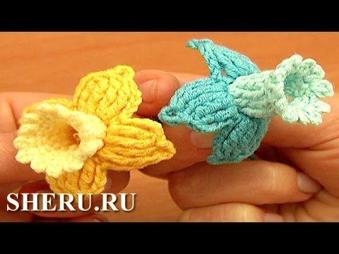 Flor fucsia - clase magistral de vídeo. Debate sobre LiveInternet - Servicio ruso diarios online