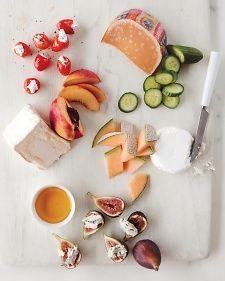 Summertime Cheese Pairings